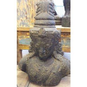 Eliassen Shiva borstbeeld 68cm