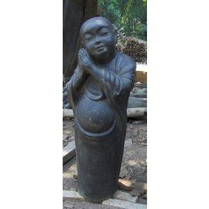 Eliassen Shaolin monnik staand