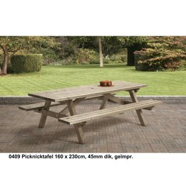 Talen Staphorst Picnic table 230cm