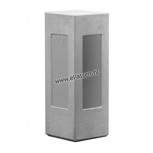Eliassen Pedestal S60 stainless steel