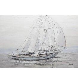 Solo Malerei Öl 80x120cm
