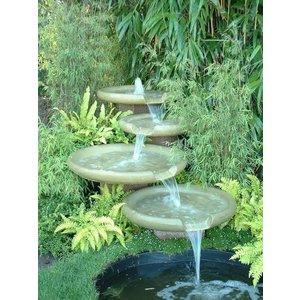 Eliassen Water dishes set 4-piece