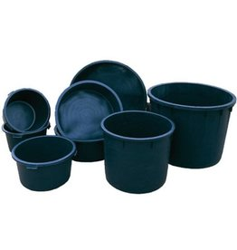 Water tray plastic various sizes for ornament or fountain