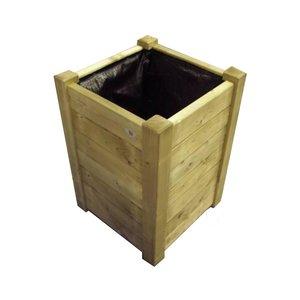 Wooden flower box hoog5050 languages