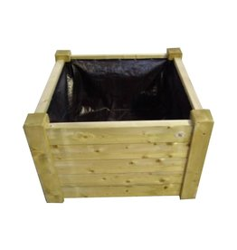 Talen Staphorst Flower box Extra heavy and large 8080 wood