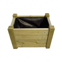 Flower box Language wood 4060