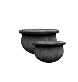 Eliassen Flower box lava stone 0014