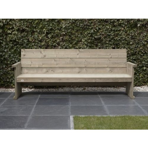 Talen Staphorst Garden bench Lisse 3 sizes