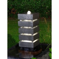 Creablokken 30x30cm waterelementen