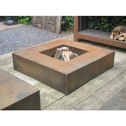 Adezz Producten Feuer Adezz Quadrat Tabelle 2 Größen