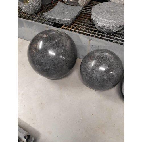 Eliassen Water globe granite 3 sizes
