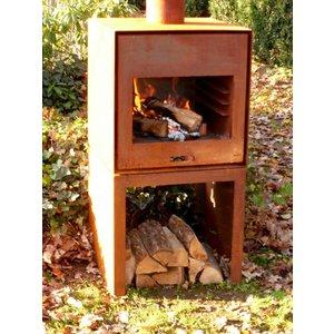 Adezz Producten Garden fireplace Thor Burni Adezz