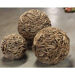Eliassen Birnenleuchten streuen Holz in 4 Größen