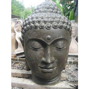 Eliassen Statue Buddha Kopf groß, verschiedene Größen