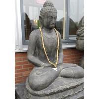 Buddha-Statue auf lotus meditierend in 6 Größen