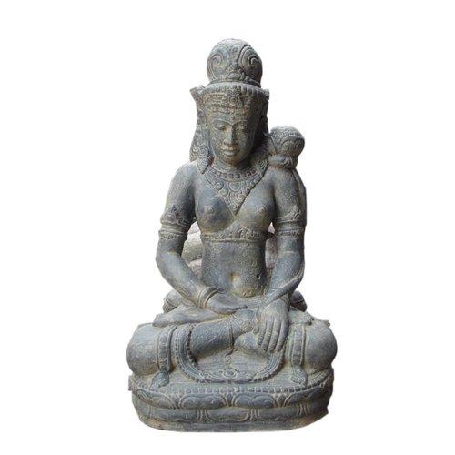 Eliassen Dewi Tara sculpture in 2 sizes