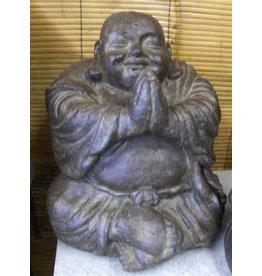 Eliassen Happy Buddha in drei Größen