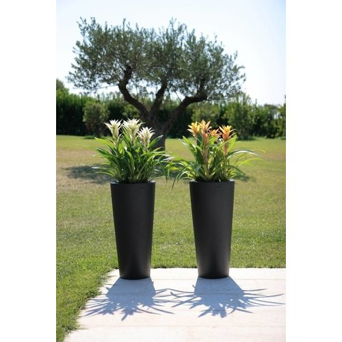 High Vase Tondo Alto in two colors