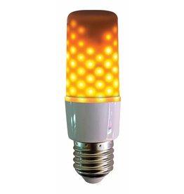 Eliassen Flame lamp 64 leds