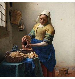 MondiArt Dibond malt Milchmädchen