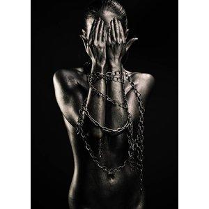 MondiArt Aluminiummalerei Halsketten