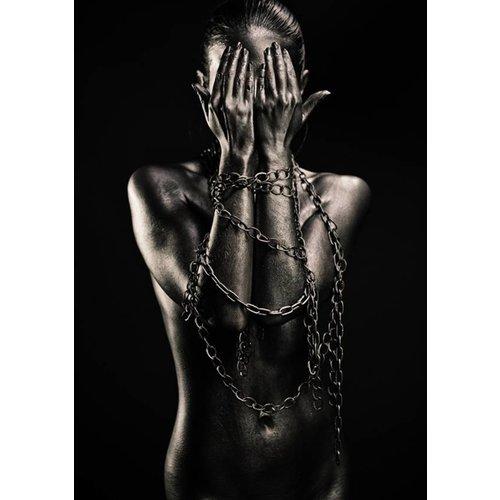 MondiArt Aluminum painting Necklaces