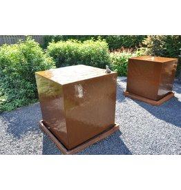 Adezz Producten Waterblock Corten steel Adezz in 2 sizes