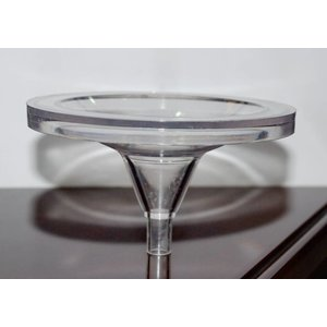 Eliassen Schotel voor draaiende glasbol 8cm zonder leds