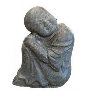 Eliassen Kinder Mönch sitzt