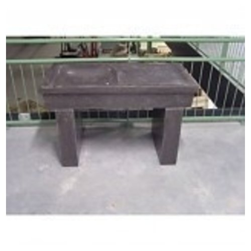 Eliassen worktable / sink / water instead freestone