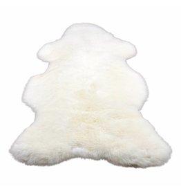 Schaffell Texels weiß in 4 Größen