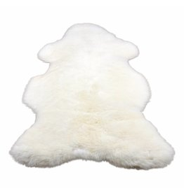 Sheepskin Texels white in 4 sizes