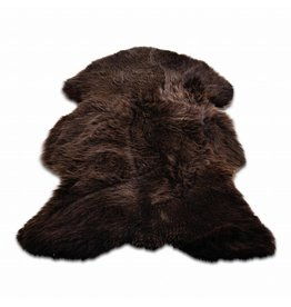 Sheepskin Texels brown in 4 sizes