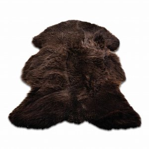 Sheepskin Texels brown in 4 sizes