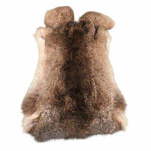 Rabbit fur - 4 colors