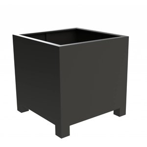 Adezz Producten Planter Florida with legs Adezz aluminum