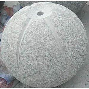 Eliassen Water globe Source granite 3 sizes