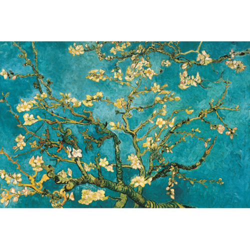 MondiArt Dibond schilderij Amandelbloesem van Gogh
