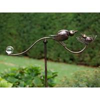 Balance Bird with birds nest