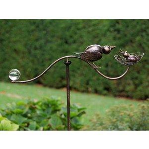 Eliassen Balance Bird mit Vogelnest