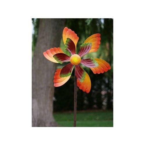 Eliassen Windmill Flower 45cm orange