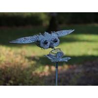 Balance Garten Vorbau Eulenfliegen - Copy