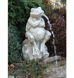 Eliassen Sprühfigur Wasserspiel Frosch