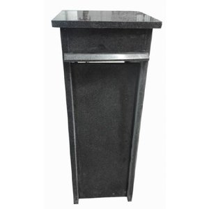 Eliassen Letter box granite Lou