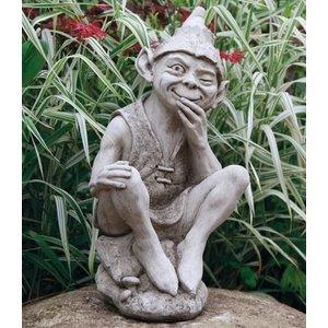 Dragonstone Gartenstatue Gnom Fantasie 44