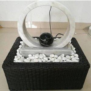 Eliassen Turning wheel fountain