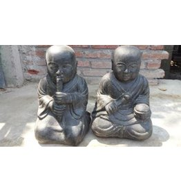 Eliassen Baby-Zwillinge Monk BUDDHIST