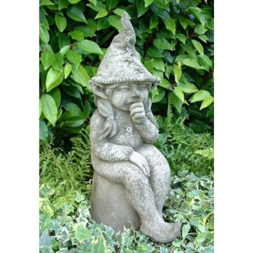 Gartenstatue Pheeberts Emma