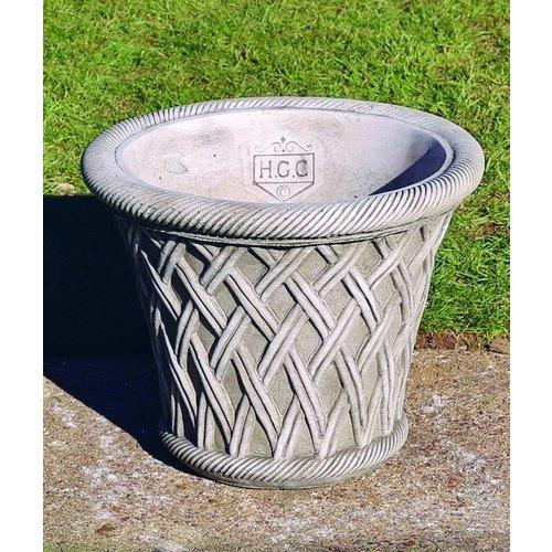 Dragonstone Pot Round Basket