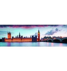 Eliassen Glass painting 45x140cm London
